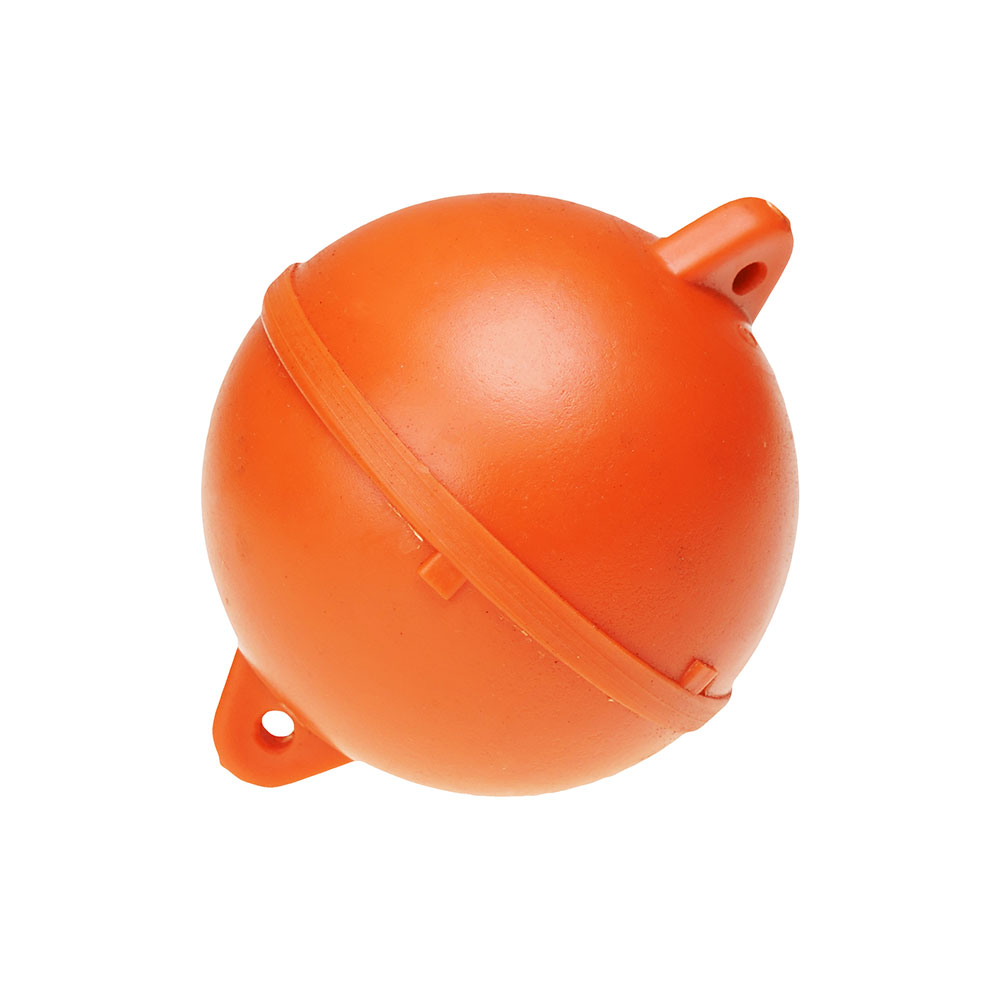 120 mm Twin Knobs Plastic Fishing Float